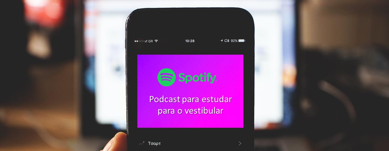 Podcasts para estudar para ENEM