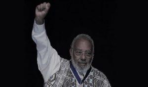Escritor negro Abdias Nascimento