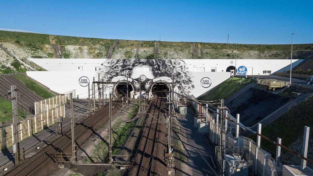 Eurotúnel ou Túnel sob o Canal da Mancha